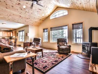 Minocqua WI Single Family Home For Sale: $950,000