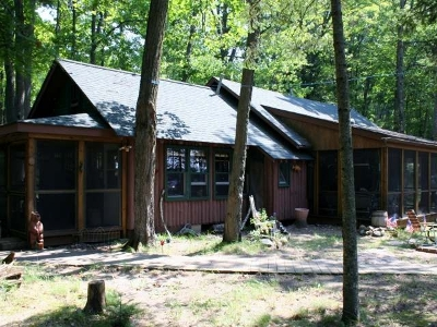 Forest County, Iron Wi County, Langlade County, Lincoln County, Oneida County, Vilas County Duplex For Sale: 2554 Dorway Dr #10 &