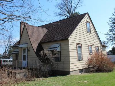 Eagle River WI Single Family Home For Sale: $64,900