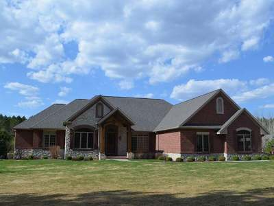 Tomahawk WI Single Family Home For Sale: $749,900