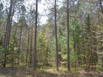 Tomahawk WI Residential Lots & Land For Sale: $27,900
