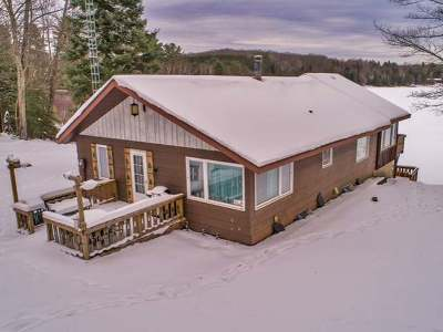 Eagle River WI Single Family Home For Sale: $269,000