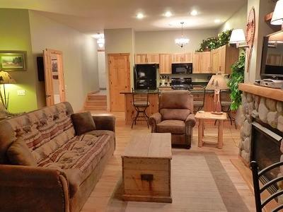 Minocqua Condo/Townhouse For Sale: 8276 Hwy 51 #10