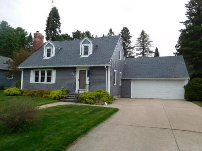 Antigo Single Family Home For Sale: 712 North Ave