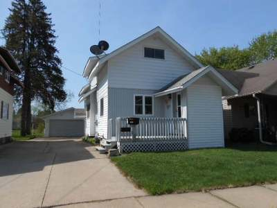 Antigo WI Single Family Home Active O/C: $59,900