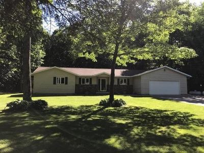 Antigo WI Single Family Home Active O/C: $274,900