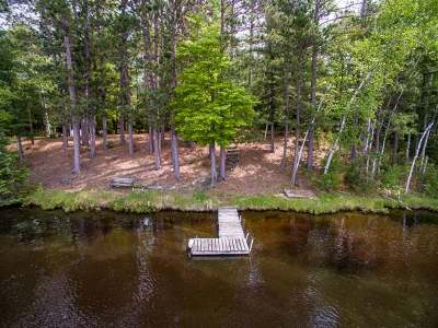 Vilas County Residential Lots & Land For Sale: 1985 Antes Rd