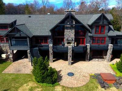 Single Family Home For Sale: 2943 Poor Lake Rd