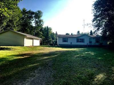 Pelican Lake Single Family Home For Sale: 2086 Cth Q