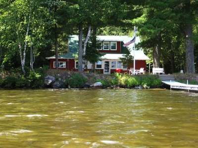 Vilas County Single Family Home For Sale: 4042 Twin Lake Rd
