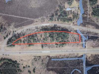 Rhinelander Residential Lots & Land For Sale: On Hwy 8