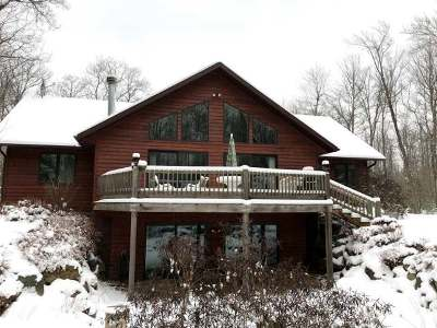 Eagle River WI Single Family Home For Sale: $232,000