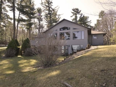 Oneida County Single Family Home Active O/C: 9256 Sylvan Shore Dr
