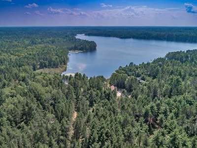 Vilas County Residential Lots & Land For Sale: On Hunter Lake Rd E