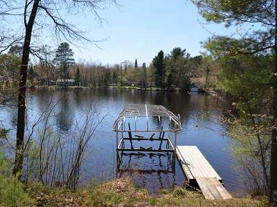 Tomahawk WI Residential Lots & Land For Sale: $125,000