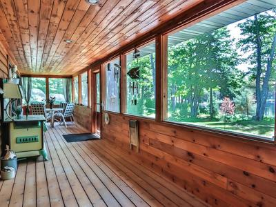Eagle River Single Family Home For Sale: 6215 River Rd