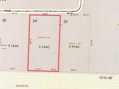 Bryant Residential Lots & Land For Sale: Lot 24 Kentwoods Rd
