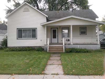 Antigo WI Single Family Home For Sale: $42,900