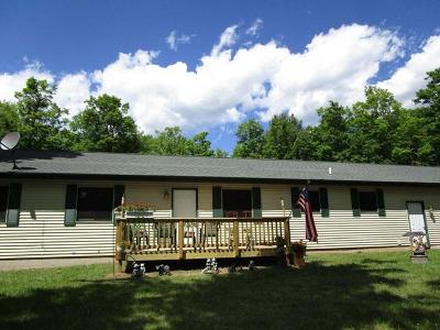 Mercer Single Family Home For Sale: 4410 Timberline Rd