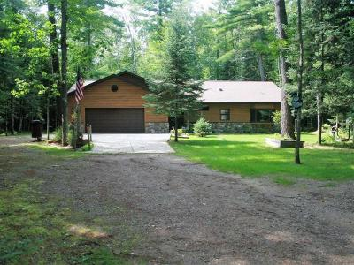Eagle River Single Family Home For Sale: 2027 Rangeline Rd