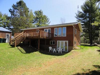 Single Family Home For Sale: N5935 State Rd 107
