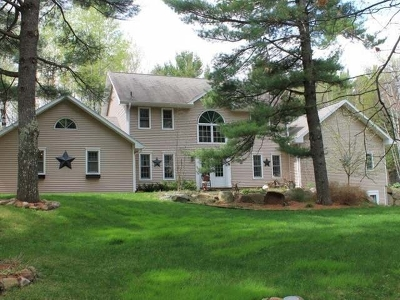 Minocqua WI Single Family Home For Sale: $299,000