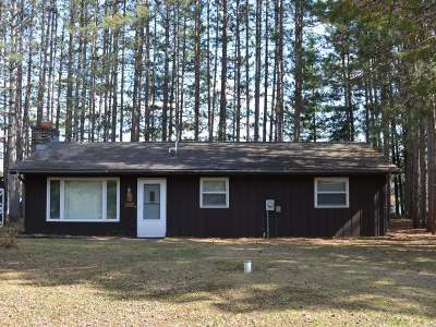 Tomahawk WI Single Family Home For Sale: $144,900
