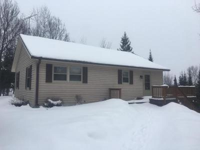 Eagle River Single Family Home For Sale: 4731 Grand View Dr