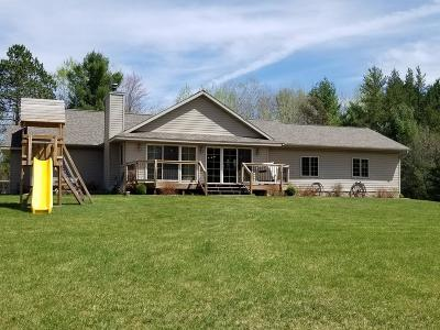 Tomahawk WI Single Family Home Active O/C: $209,900