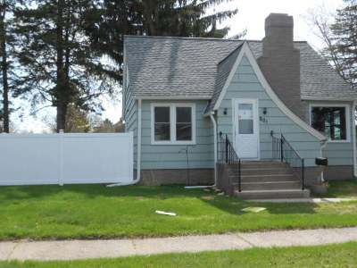 Antigo WI Single Family Home Active O/C: $79,900