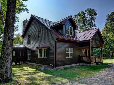 Eagle River Single Family Home For Sale: 1290 Cranberry Lake Rd E