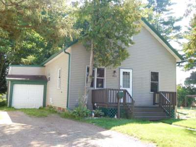 Antigo WI Single Family Home For Sale: $39,900