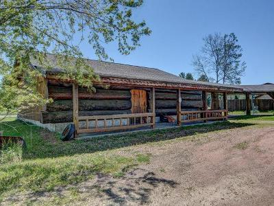 Eagle River WI Single Family Home For Sale: $139,000