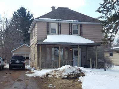 Antigo WI Single Family Home Active O/C: $34,900