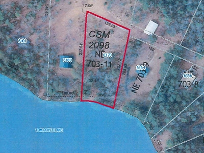 Rhinelander Residential Lots & Land For Sale: 6370 Spencer Ln