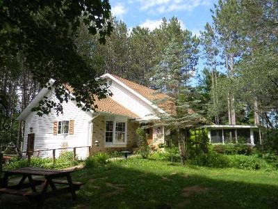 Elcho WI Single Family Home For Sale: $229,000