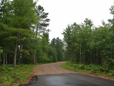 Minocqua WI Residential Lots & Land For Sale: $68,500