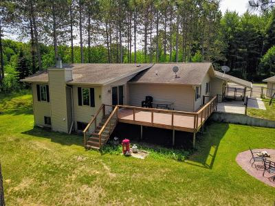Tomahawk WI Single Family Home For Sale: $439,900