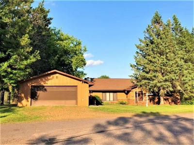 Phillips Single Family Home For Sale: W7090 Long Lake Rd
