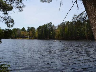 Tomahawk WI Residential Lots & Land For Sale: $76,900