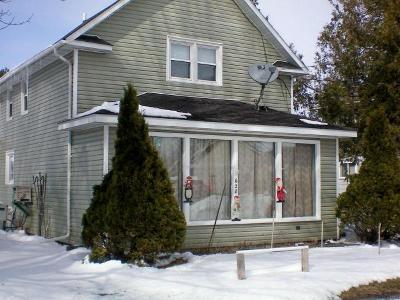 White Lake Single Family Home For Sale: 628 School St