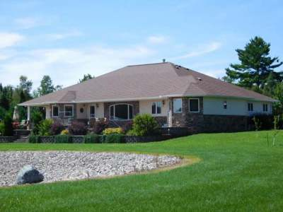 Deerbrook Single Family Home For Sale: N6166 Little Chicago Rd