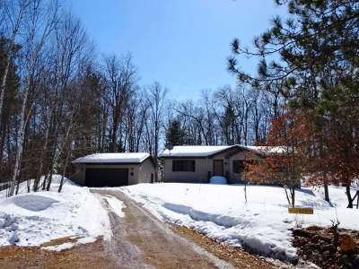 Minocqua WI Single Family Home For Sale: $144,900
