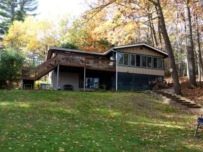 Hazelhurst WI Single Family Home For Sale: $399,000