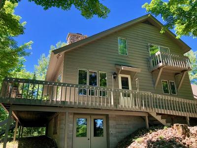 Presque Isle WI Single Family Home For Sale: $479,000