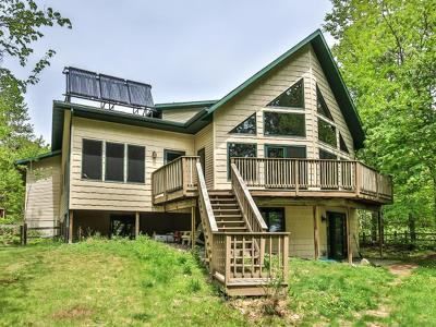Lac Du Flambeau WI Single Family Home For Sale: $525,000