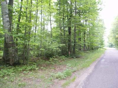 Three Lakes WI Residential Lots & Land For Sale: $15,000