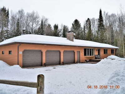 Single Family Home For Sale: 3130 Cross Country Rd
