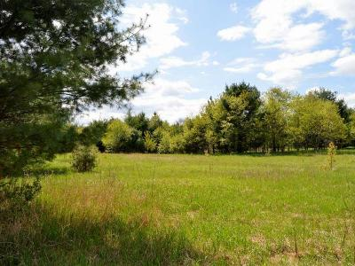 Rhinelander Residential Lots & Land For Sale: On Cth C