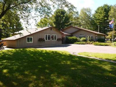 Eagle River Single Family Home For Sale: 1069 Drager Rd